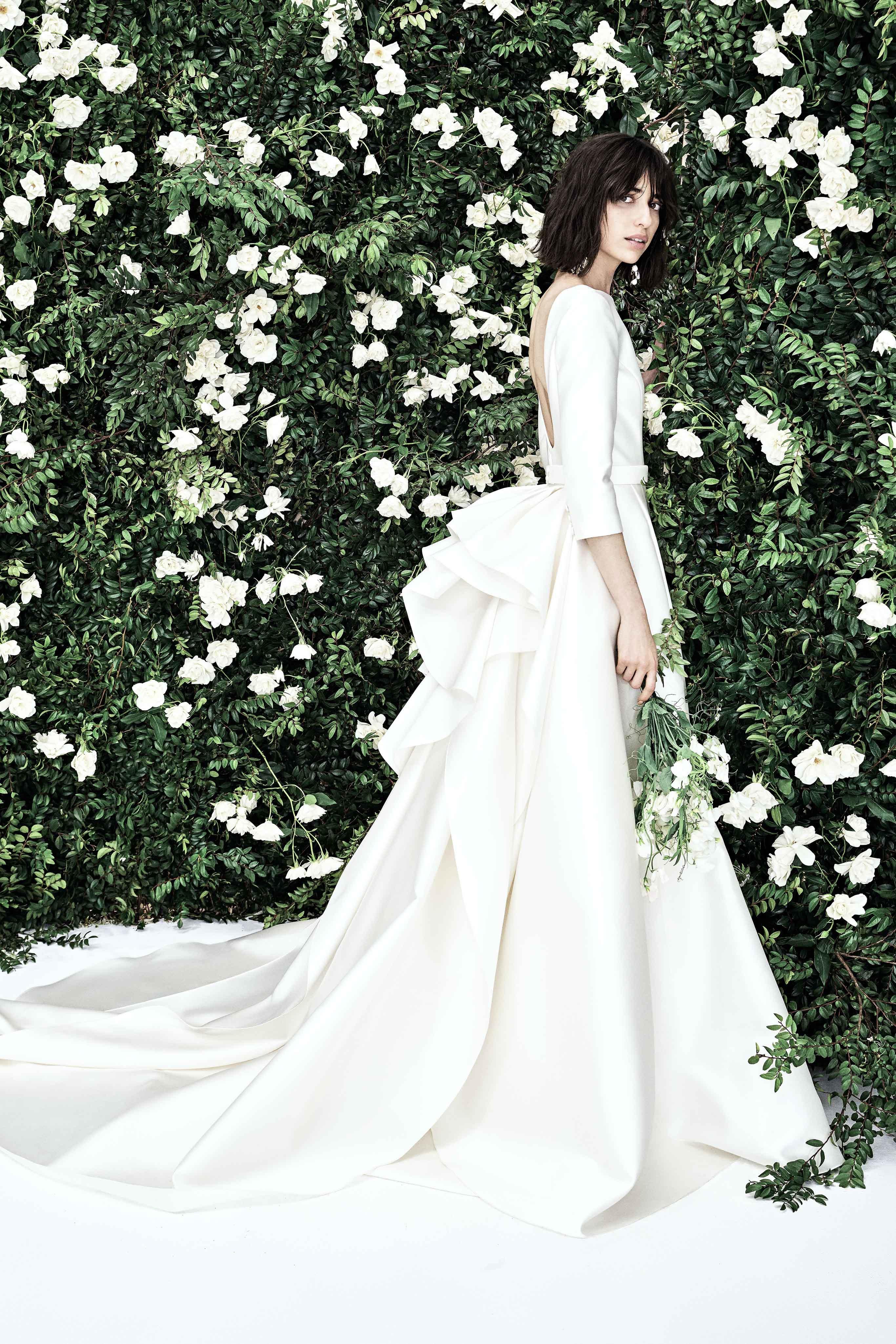 Carolina Herrera Bridal Spring 2020