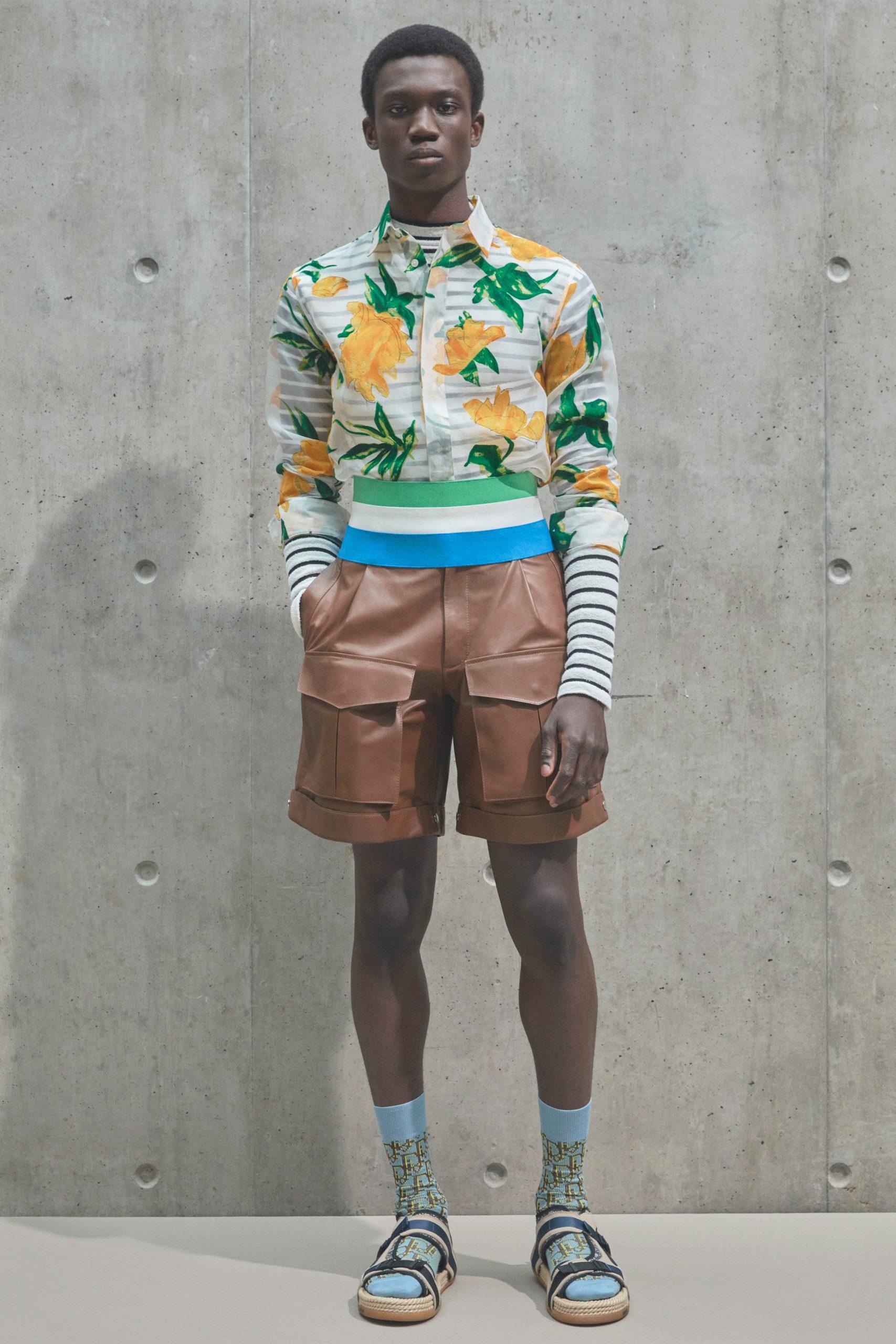 Dior Menswear Primavera 2021